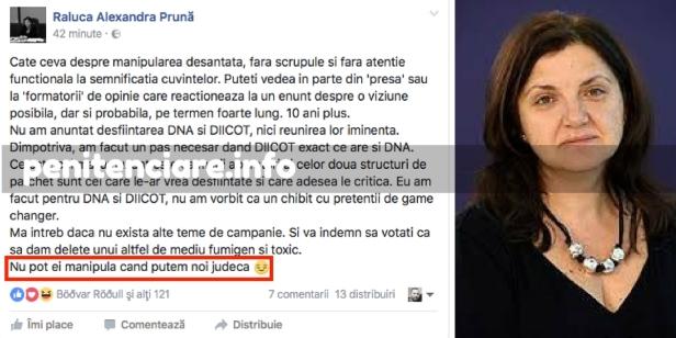 Raluca Pruna pe urmele lui Traian Basescu