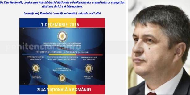 ANP: La multi ani, Romania! La multi ani romani, oriunde v-ati afla!