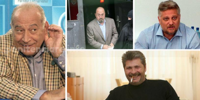 Instantele de judecata, darnice in ani de detentie cu detinutii-vip