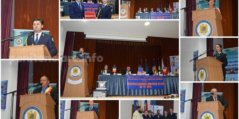 Calitatea cursurilor si a altor activitati de la Scoala de Agenti de penitenciare de la Targu-Ocna trebuie imbunatatita