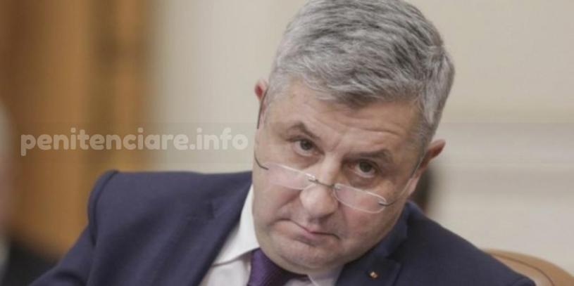 De Caracal: Intai modificarea, dupa informarea. Ministrul Dragnache viziteaza puscarii.