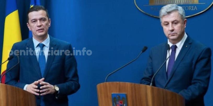 """Guvernul Dragnea - Grindeanu infrunta """"Strada"""" pentru proiectele gratierii"""