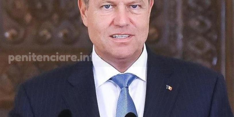 Klaus Iohannis incepe demersurile pentru referendum pe gratierii