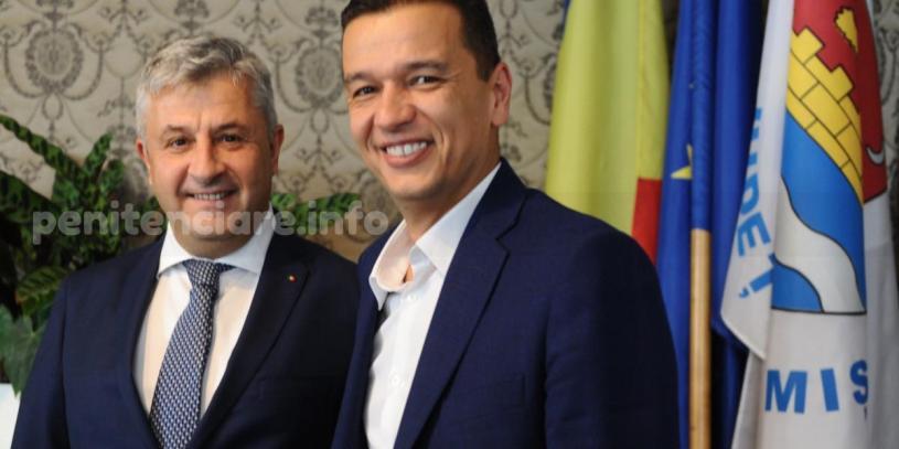 Ministrul Iordache, in corzi