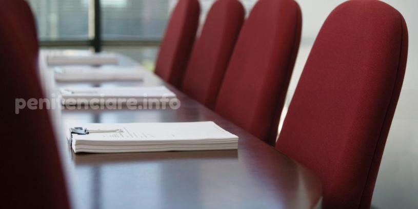 Sedinta de lucru | Sindicate din penitenciare -Ministerul Justitiei