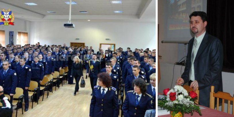 Invoirile elevilor de la Scoala de Agenti de la Targu Ocna se acorda preferential