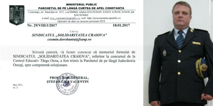 Ion Feodorof trimis la Parchetul de pe langa Judecatoria Gaesti – abuz in serviciu si coruptie