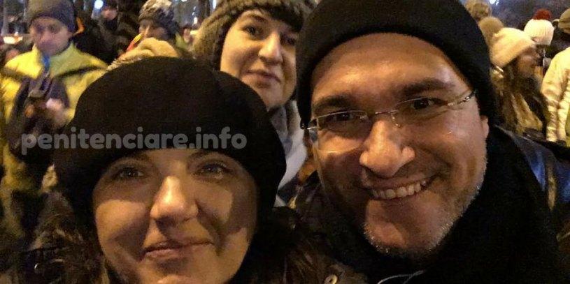 Raluca Pruna, ex-ministrul Justitiei a devenit protestatara