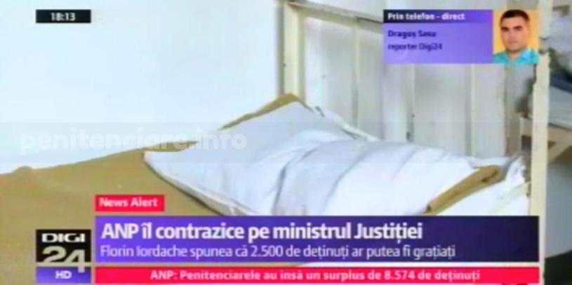 VIDEO | ANP il contrazice pe ministrul justitiei