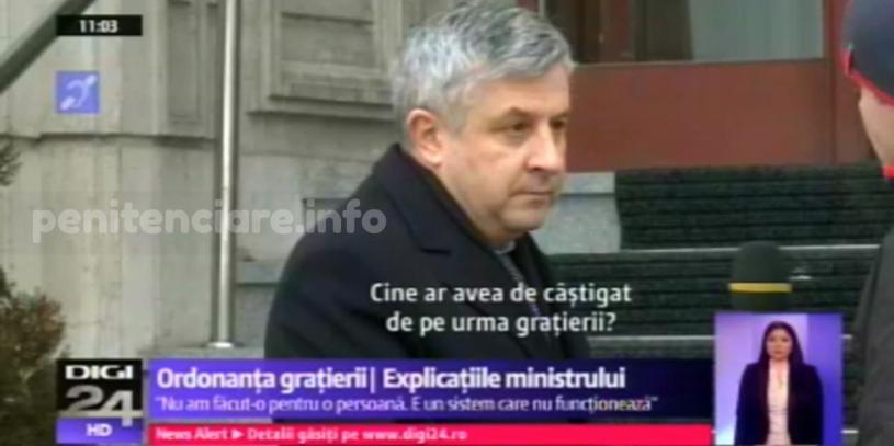 VIDEO | Ordonanta gratierii: Explicatiile ministrului Iordache