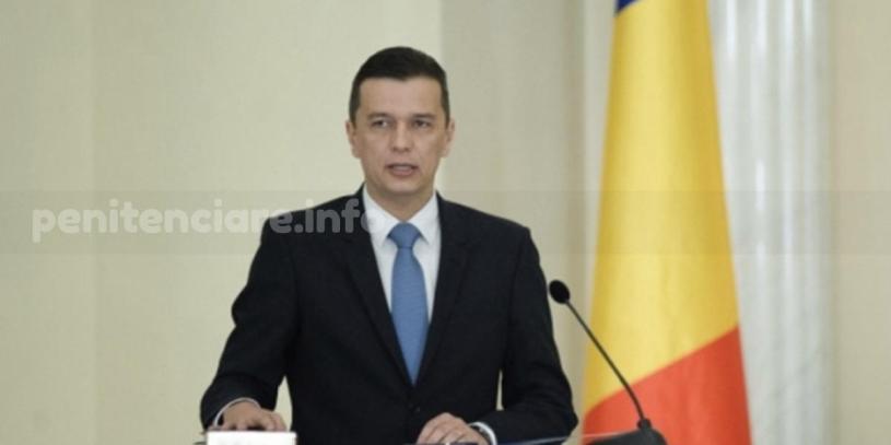 Guvernul va solicita Comisiei Europene fonduri pentru renovarea si imbunatatirea penitenciarelor