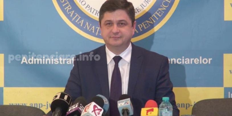 Marius Vulpe: I-am prezentat ministrului justitiei toate problemele din penitenciare