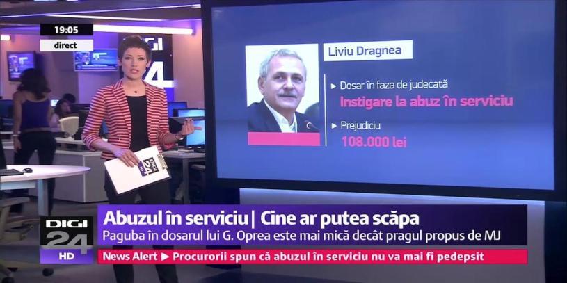 VIDEO | Cine scapa de dosare dupa adoptarea ordonantei de modificare a codurilor penale
