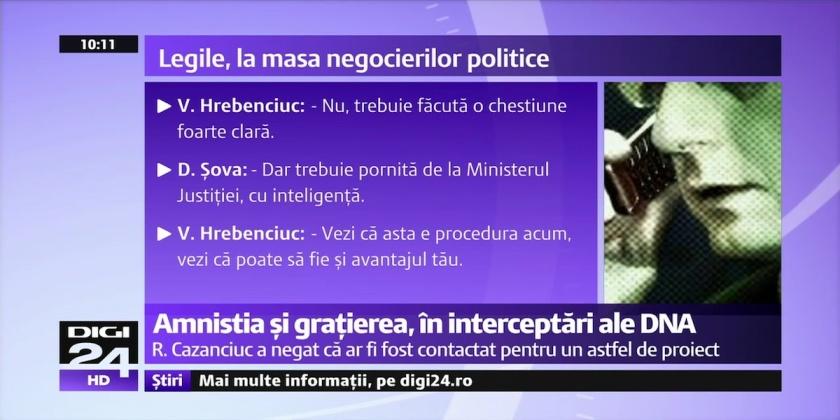 VIDEO | Marea evadare, pregatita de politicieni penali