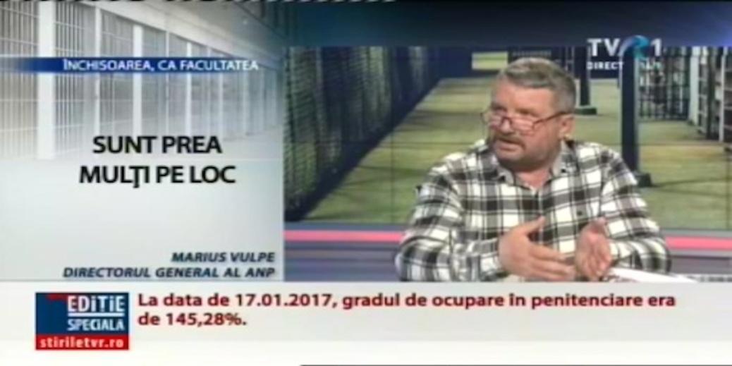 VIDEO | Situatia din penitenciare - invitat Florin Schiopu, presedintele FSANP
