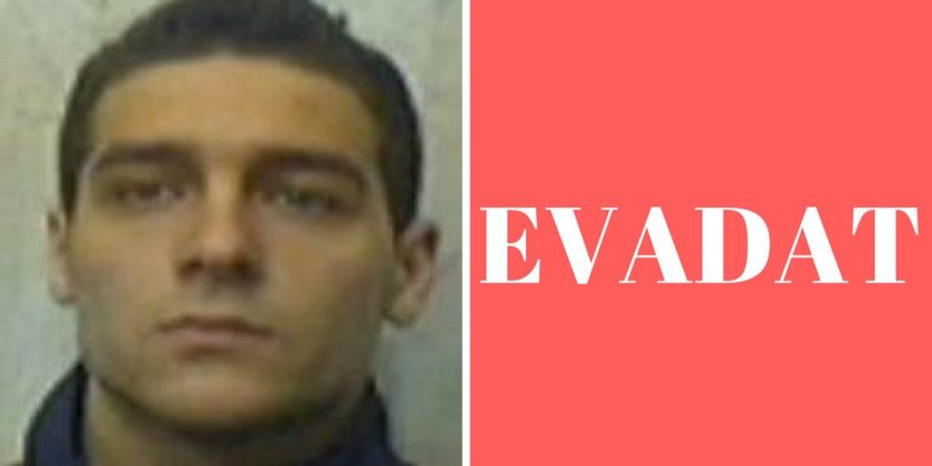 Penitenciar Rahova | Evadare de la punct de lucru