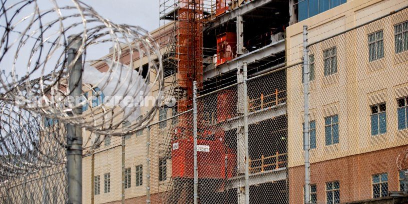 Penitenciar Bacau | 2 milioane de euro investiti in conditii de detentie