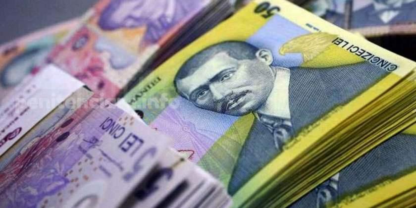 Majorari salariale pentru agentii debutanti