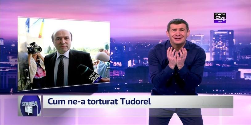 VIDEO | Tudorel i-a plictisit de moarte pe sefii parchetelor