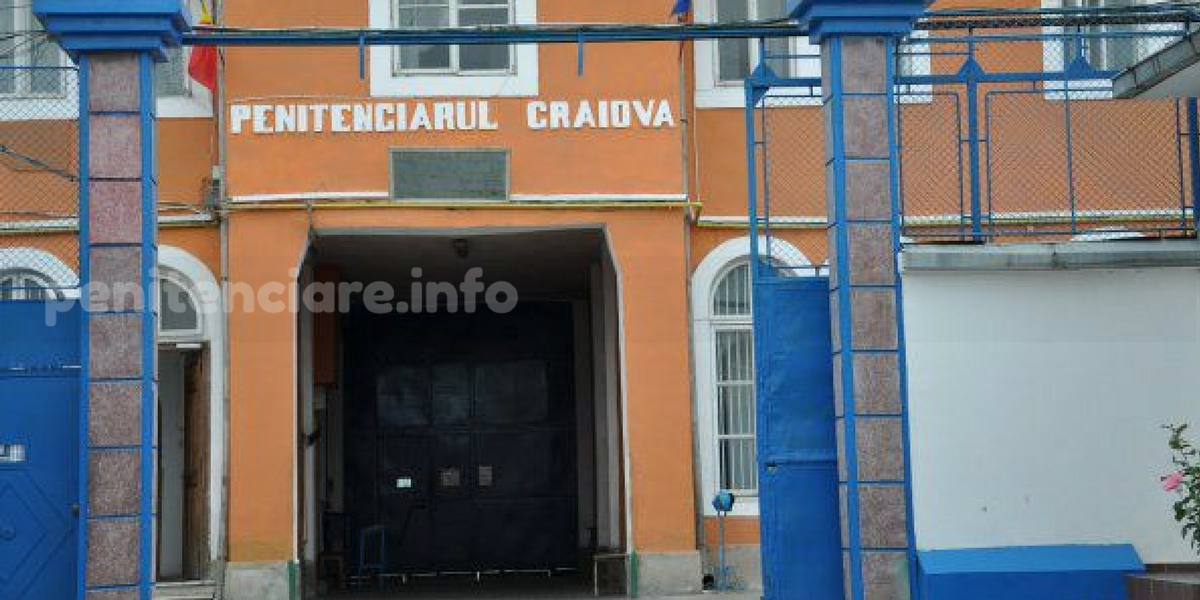Penitenciarul Craiova se apuca de demolat
