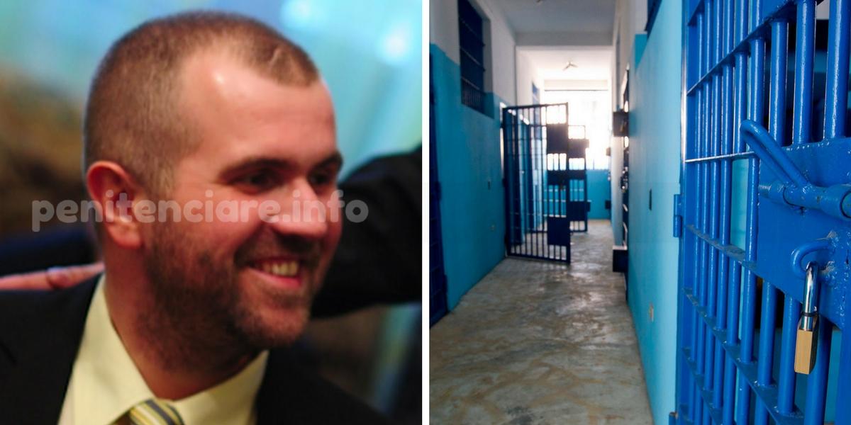 """Sorin Dumitrascu: """"Guvernul nu a facut nimic pentru imbunatatirea situatiei din inchisori"""""""