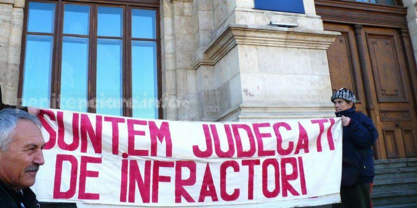 Campania de manipulare pentru legea raspunderii magistratilor continua