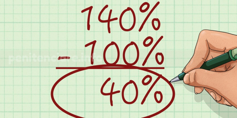 Sporul de 40% - continuitate - este contestat in unitatile penitenciare
