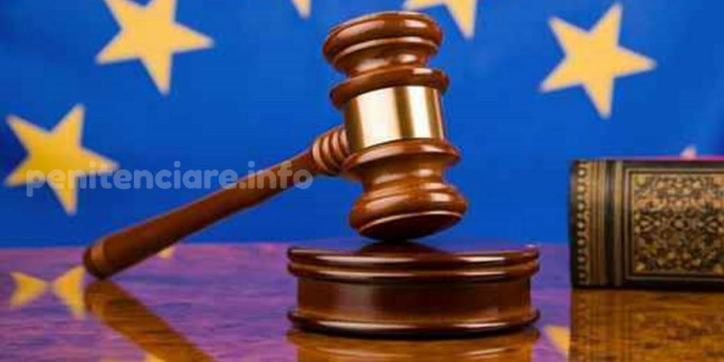CEDO loveste in Justitie