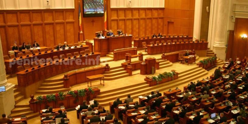 Legea gratierii pe ordinea de zi a Camerei Deputatilor
