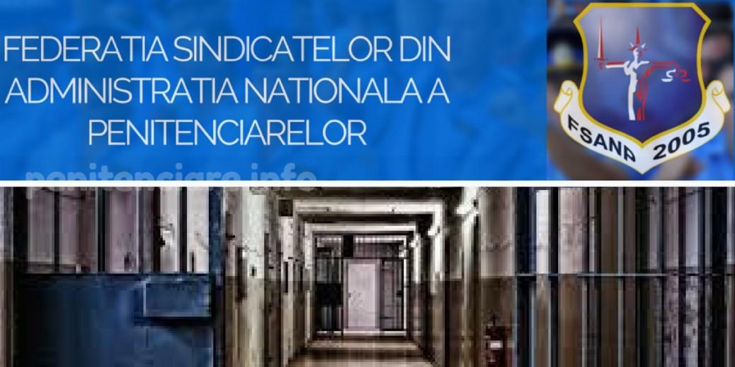 Sindicatele din FSANP se solidarizeaza in jurul angajatilor din Penitenciarul Vaslui. Refuzam munca suplimentara!