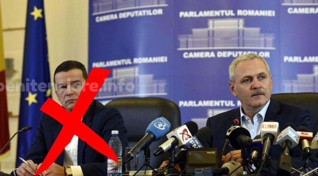 Debarcarea lui Grindeanu in programul PSD