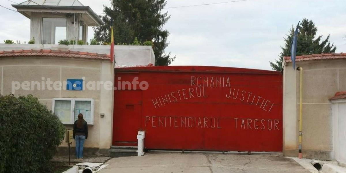 Penitenciarul Targsor functioneaza la cota de avarie