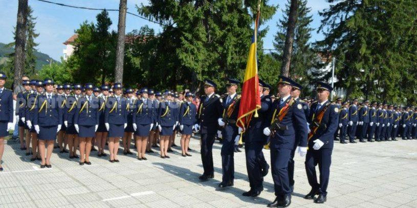 FSANP solicita amanarea dezbaterii Statutului politistului
