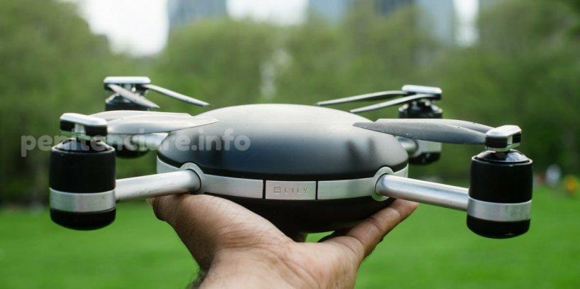 Penitenciarul Mioveni atacat de drone
