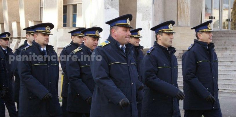 FSANP sustine Statutul politistului de penitenciare in Parlament
