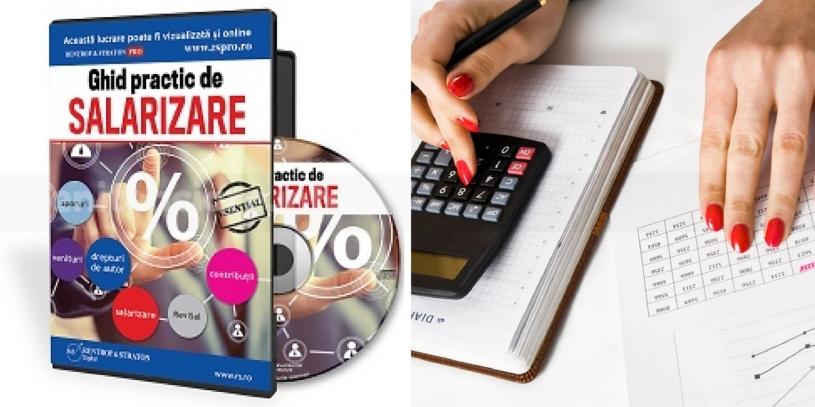 Salarizare: Programul informatic de salarizare functioneaza corect, Claudia Zmeu NU