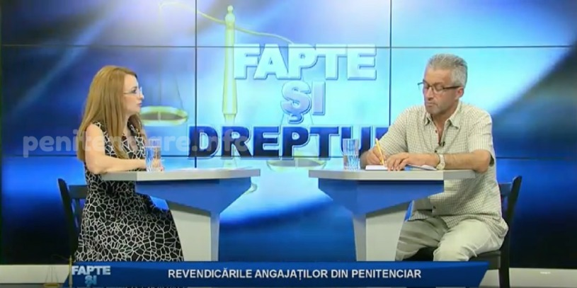 Penitenciarul Iasi: Liderul de sindicat Dorin Scarlii vorbeste despre fapte si drepturi