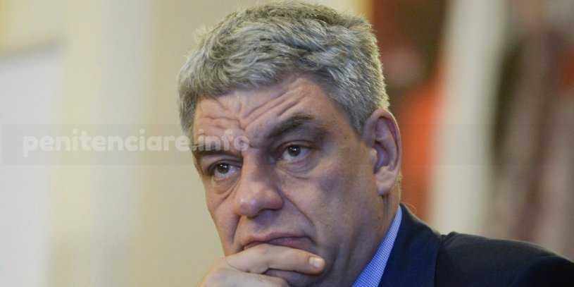 """Premierul Mihai Tudose se dezice de """"joaca"""" cu legile Justitiei"""