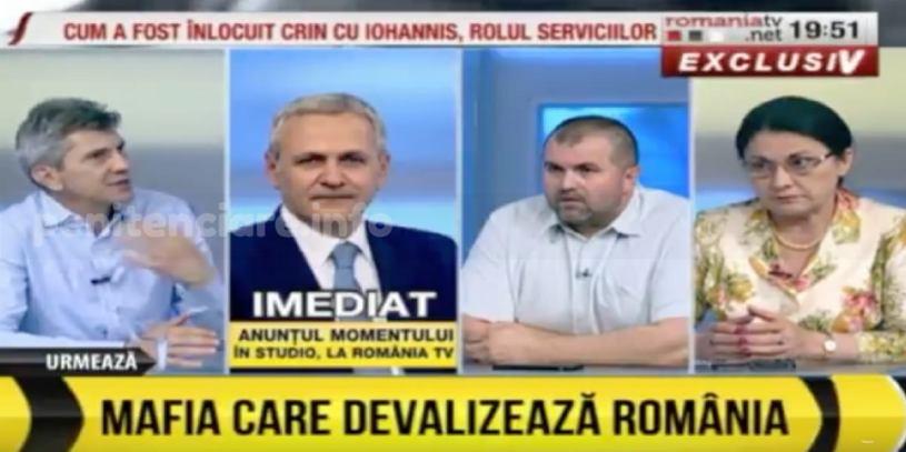 RTV: Sorin Dumitrascu, despre pensiile angajatilor din penitenciare