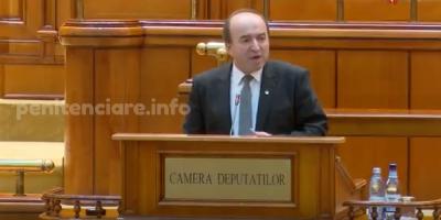 Abureala ministeriala TT-ista in Parlament