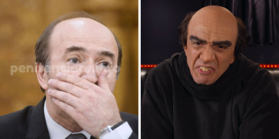 """Gargamel de la Justitie pierde o batalie pe """"legile Justitiei"""""""