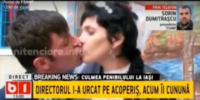 Nasu' Dima de la Iasi a ajuns si la B1TV