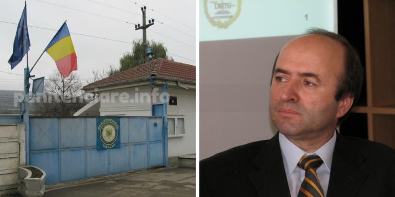 Probleme Penitenciarul Vaslui: Ministrul Justitiei reactioneaza prompt la solicitarea FSANP
