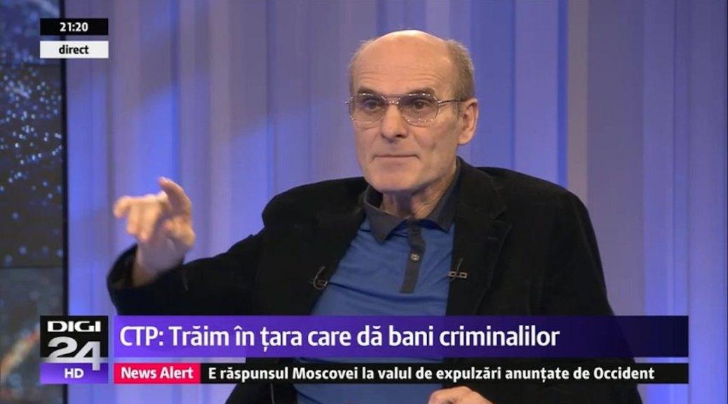 CTP | Traim in tara care da bani criminalilor