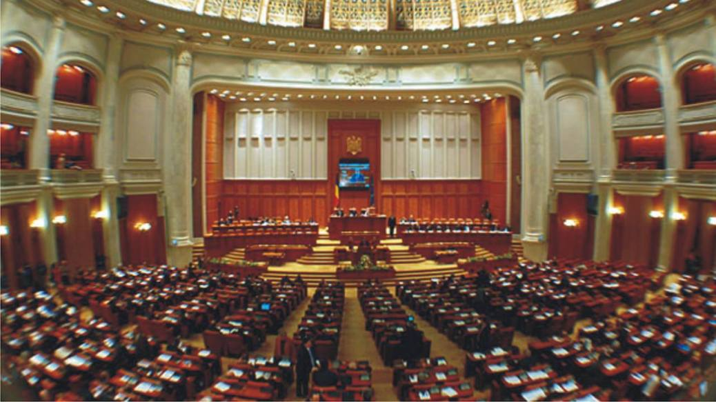 Legile justitiei pesediste, trecute fortat prin Parlament