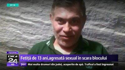 Un alt violator din promotia Toader recidiveaza. Victima, 13 ani