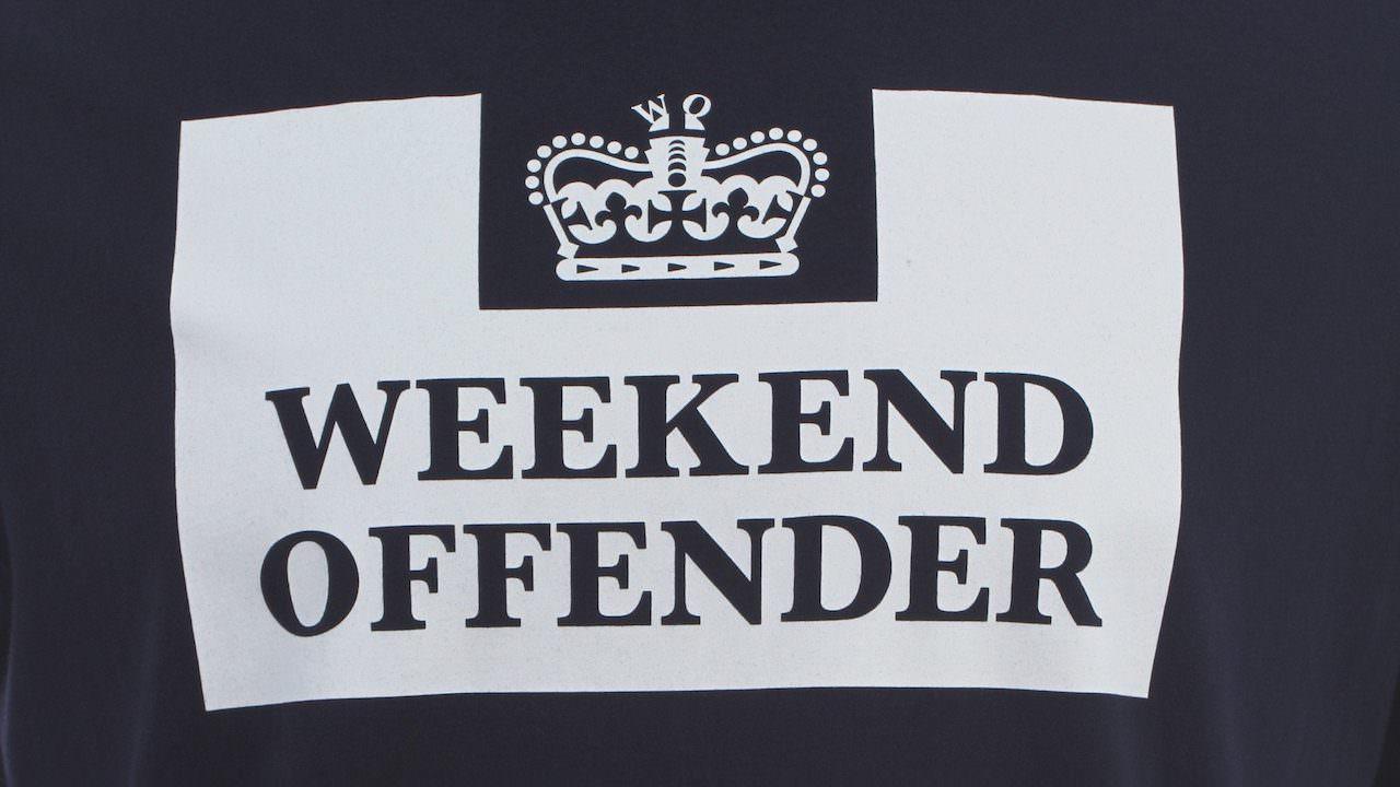 Despre inchisoarea de weekend si alte ineptii care au fost deja abandonate