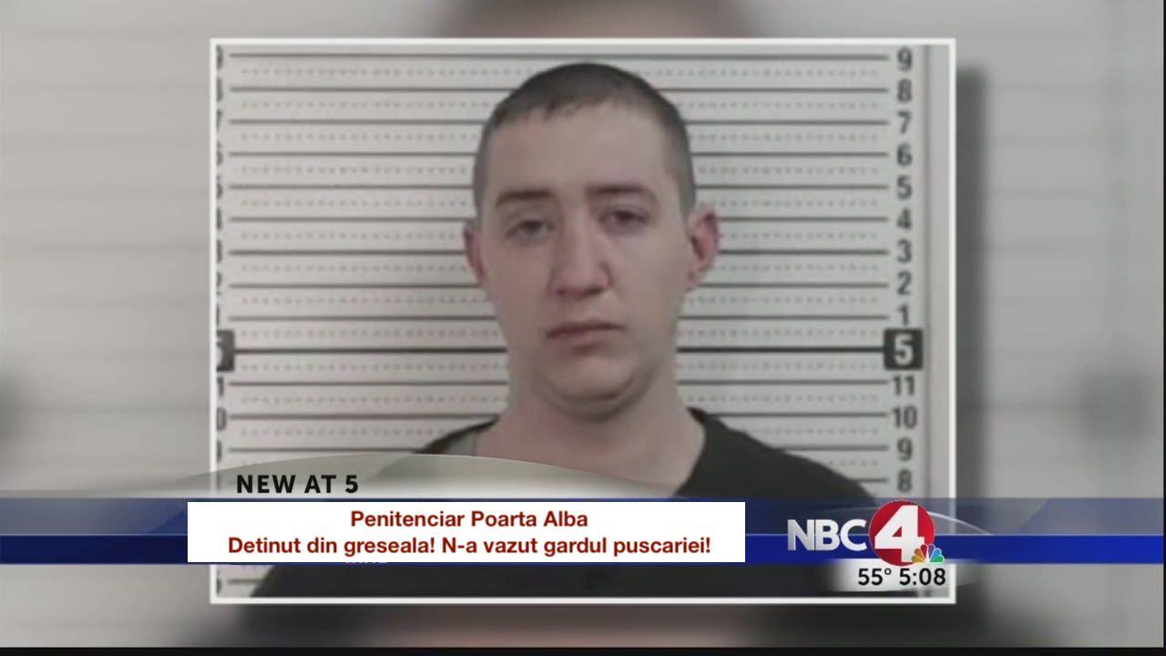 Detinut din greseala la Penitenciarul Poarta Alba!