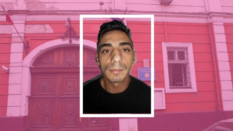 Detinut evadat de la Penitenciarul Oradea