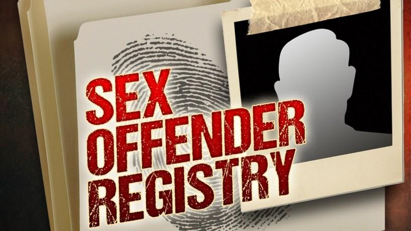 Registrul agresorilor sexuali